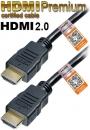 HDMI Premium káble