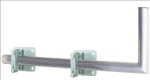 Držiak bočný  90cm Aluminium -FSAT K