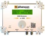 Modulátor 1xHDMI do DVB-T Johansson 8203