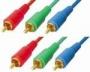 Kábel RGB   3,0m -V12-3C