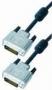 DVI/DVI kábel 24+1PIN -2m -C58DFM