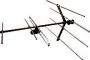 Ant. VHF  7 prvková 6-12 kanál
