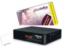 Amiko NEO T2/C H.265/HEVC +karta Plustelka