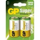 Batéria GP-13A R20 alkalická -B1341