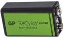 Batéria GP 200mAh 9V Recyko+ -B0852