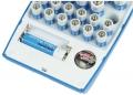 Batériový box AA/AAA + tester batérii