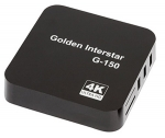 Golden Interstar G-150 OTT TV Box-4K UHD H.265