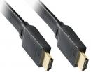 HDMI / HDMI 0,5m plochá 4K -C210-0,5F
