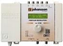 Johansson 6700 programov. zosilňovač DVB-T