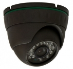 Kamera IPCAM - D20V400B POE antracit
