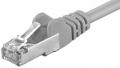 LAN CAT5e  3m sivý -50129