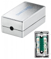 LAN prepojovací box tienený -50481