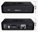 MAG 410 IPTV prijímač