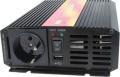 Menič 0.3kW sínus 24V/230V -G534 CARSPA