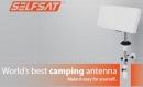 Parabola Selfsat CAMP 38 EasyFind