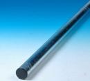 Rúra 35mm/1m hliníková -07410