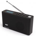 Radio Opticum TON3  DAB+/FM čierny