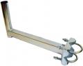 Držiak balkonový 500mm V/H zinkovaný