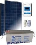 Solárna zostava 540Wp/12V, 230Ah
