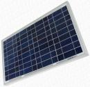 Fotovoltaický panel  50W/12V Blue Solar