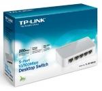 TP-LINK TL-SF1005D 5x switch 10/100Mb