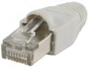Telefónna vidlica RJ45+KRYT/10ks -CMP-RJ45PLC6