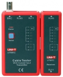 Tester káblov UNI-T UT681C (RJ45, RJ11, BNC))