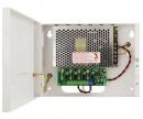 Zdroj CCTV 12V 4x1A v kov. skrinke