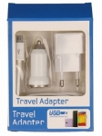 Zdroj Travel adapter 5V/2.0A max. USB/Micro USB