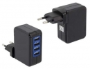 Zdroj spínaný 5V/4*USB/2A -G746