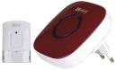 Zvonček bezdrôtový 838R červený -P5718R